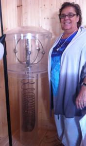 Karen Rice King, Master Dowser Energy Worker / Shamanic Teacher / Ordained Minister